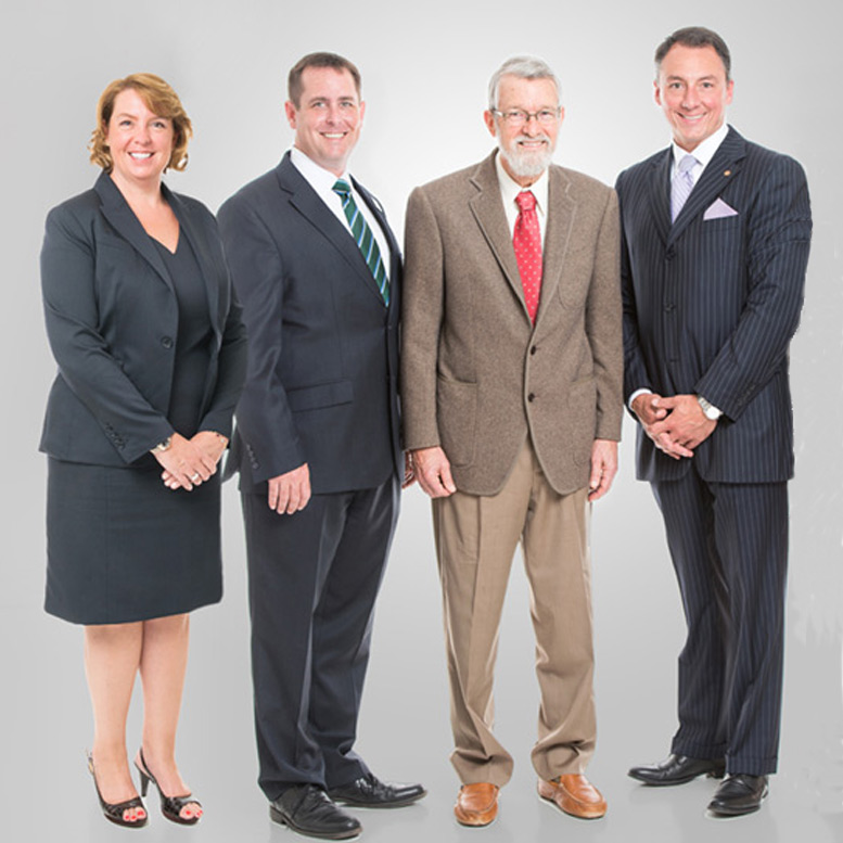 The Jacksonville, Florida divorce attorneys at Fletcher and Phillips image.