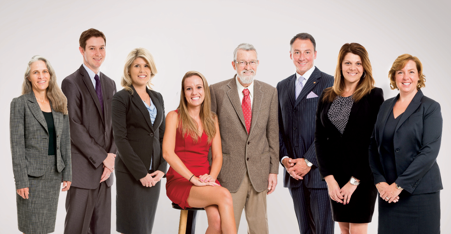 Updated image of staff with the divorce law firm at Fletcher and Phillips in Jacksonville, FL