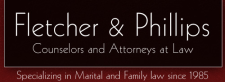 Fletcher and Phillips Jacksonville Divorce, Child Custody, Alimony and Modification Attorneys