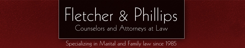 Jacksonville Family Law Attorneys Divorce, Alimony, Children and Modification | Fletcher & Phillips Florida