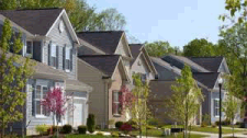 Picture of a home that would be considered an asset during equitable distribution during a divorce case.